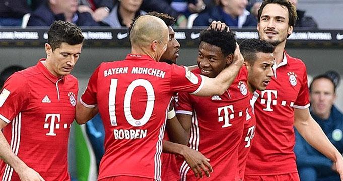 Prediksi Bola Bayern Vs Mochengladbach 6 Oktober 2018