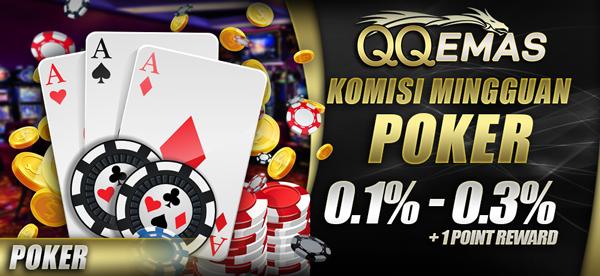 komisi-poker-mingguan
