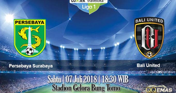 Prediksi Bola Bali United Vs Persebaya 18 November 2018