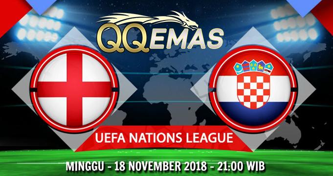 Prediksi Bola England Vs Croatia 18 November 2018