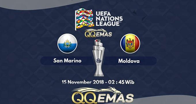 Prediksi Bola San Marino Vs Moldova 15 November 2018
