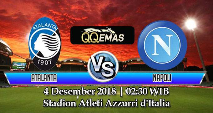 Prediksi Bola Atalanta Vs Napoli 4 Desember 2018