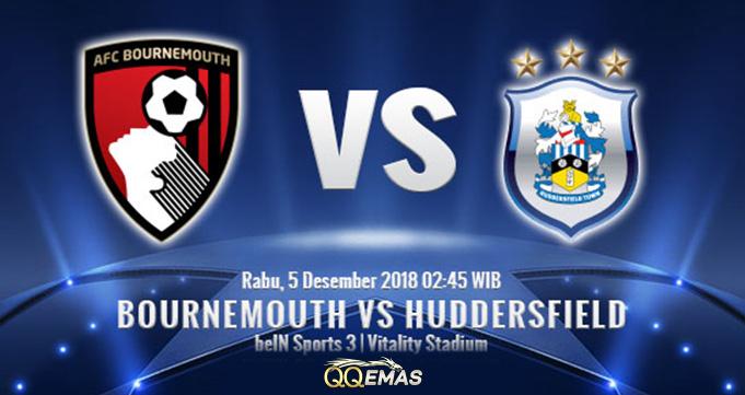 Prediksi Bola Bournemouth Vs Huddersfield 5 Desember 2018