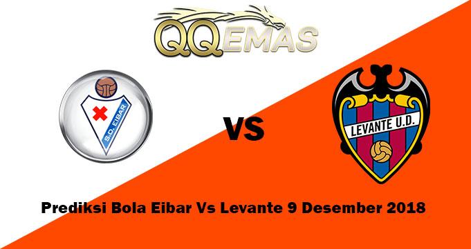 Prediksi Bola Eibar Vs Levante 9 Desember 2018