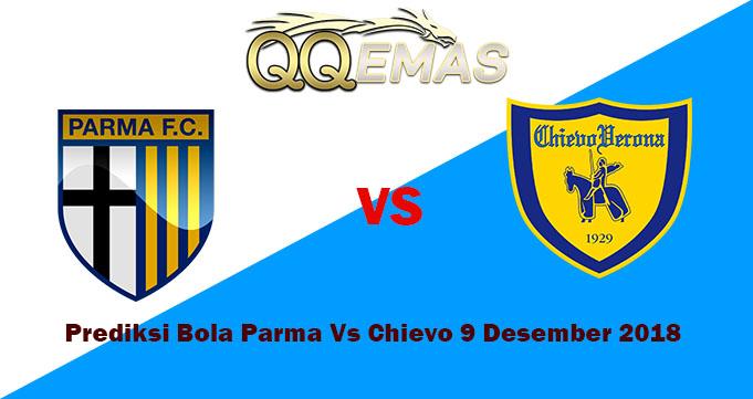 Prediksi Bola Parma Vs Chievo 9 Desember 2018