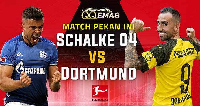 Prediksi Bola Schalke Vs Dortmund 8 Desember 2018
