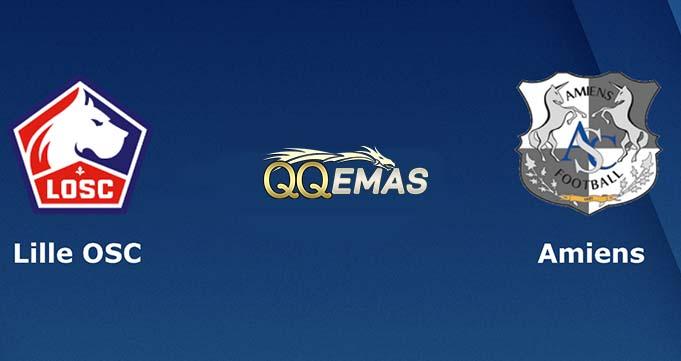 Prediksi Bola Lille OSC vs Amiens 19 Januari 2019