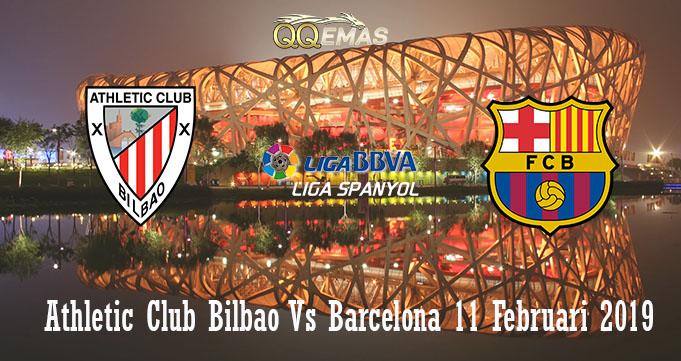 Athletic Club Bilbao Vs Barcelona 11 Februari 2019