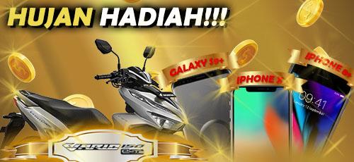 bonus motor dan iphone XS