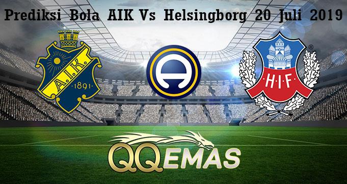 Prediksi Bola AIK Vs Helsingborg 20 Juli 2019