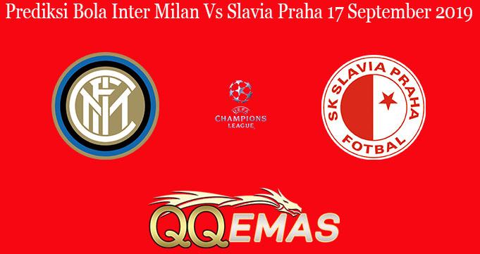 Prediksi Bola Inter Milan Vs Slavia Praha 17 September 2019