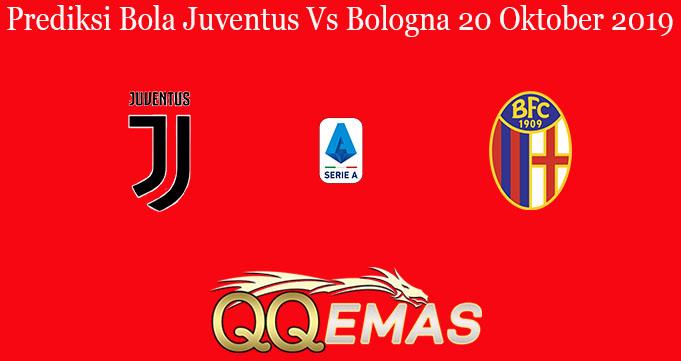 Prediksi Bola Juventus Vs Bologna 20 Oktober 2019