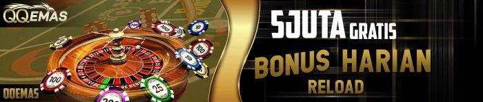 bonus harian casino