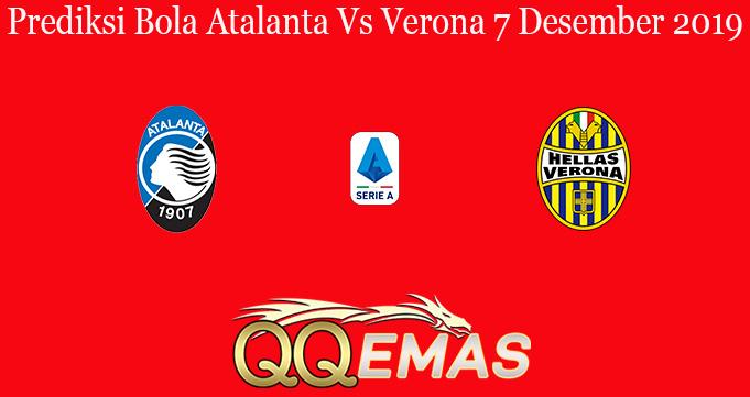 Prediksi Bola Atalanta Vs Verona 7 Desember 2019