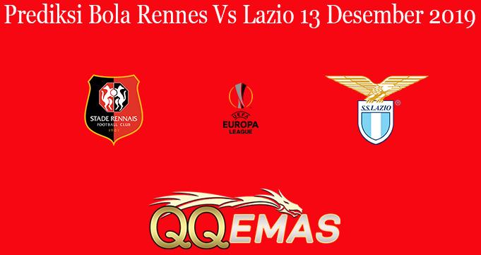 Prediksi Bola Rennes Vs Lazio 13 Desember 2019