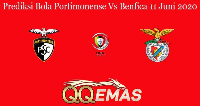 Prediksi Bola Portimonense Vs Benfica 11 Juni 2020
