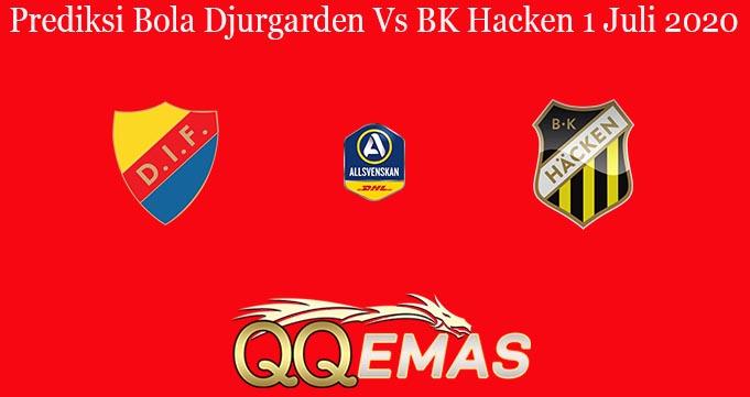Prediksi Bola Djurgarden Vs BK Hacken 1 Juli 2020