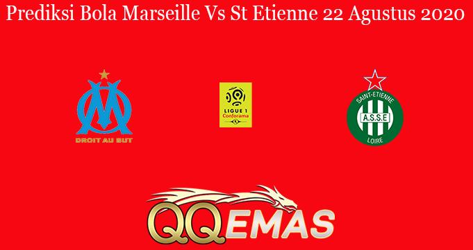 Prediksi Bola Marseille Vs St Etienne 22 Agustus 2020