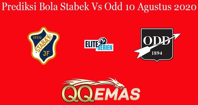 Prediksi Bola Stabek Vs Odd 10 Agustus 2020