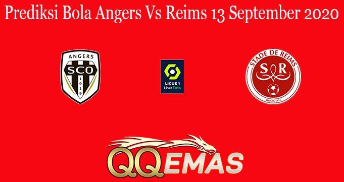 Prediksi Bola Angers Vs Reims 13 September 2020