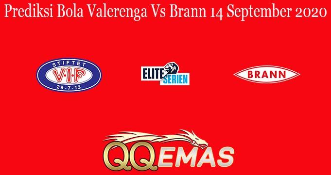 Prediksi Bola Valerenga Vs Brann 14 September 2020