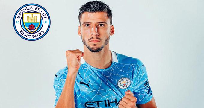 Man City Akhir nya Resmi Datangkan Ruben Dias